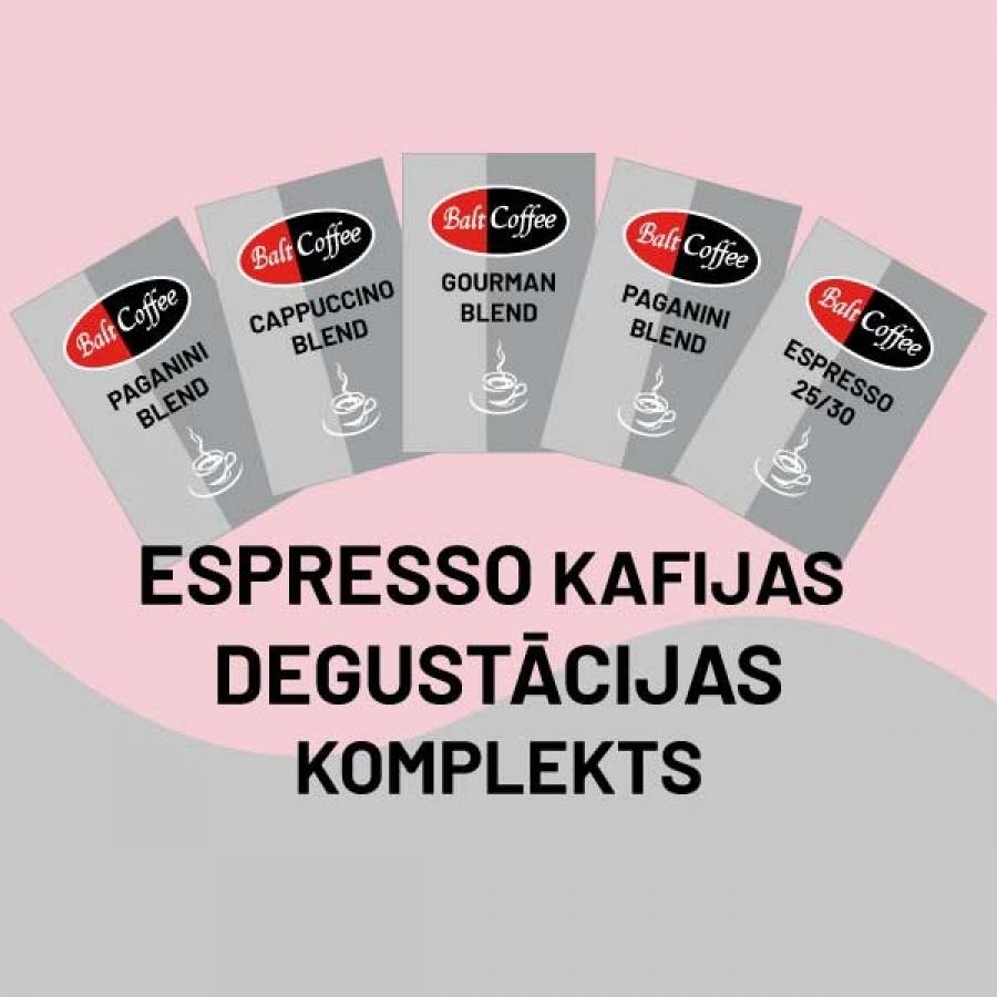 Kafijas komplekts Espresso pagatavošanai